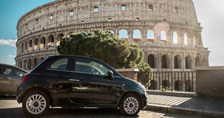 Alquilar un coche en Italia