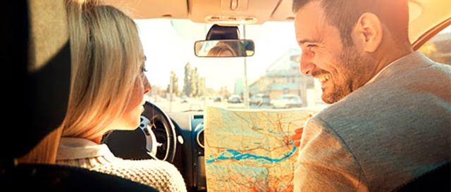 Alquilar un coche para viajar al extranjero