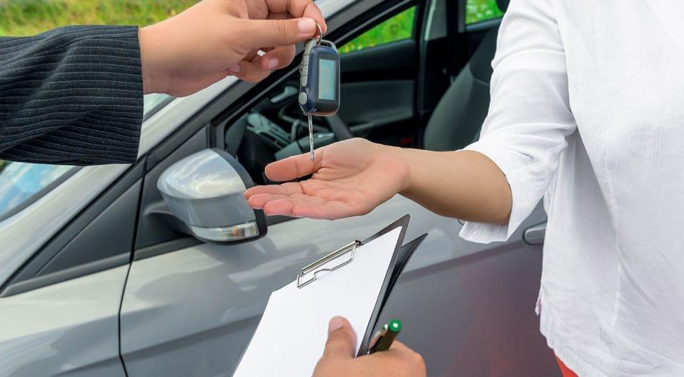 Alquiler de vehículos sin conductor