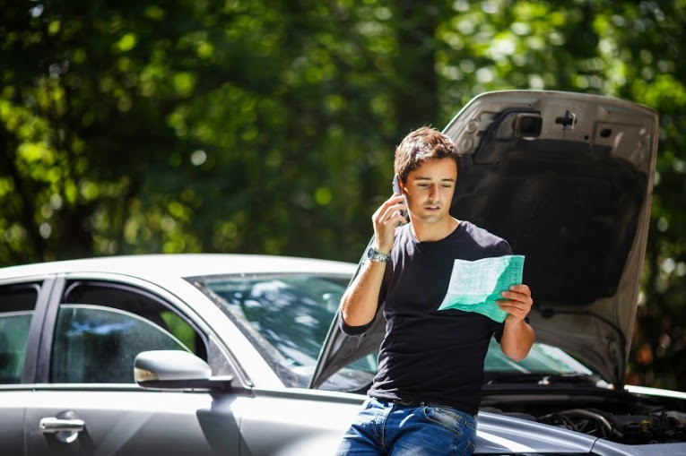 Franquicia en el seguro de coche de alquiler